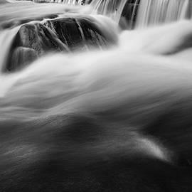 Blackstone River Xxxviii Bw by David Gordon