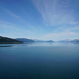 Blue Alaska by William Moore