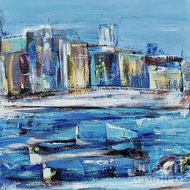 Blue City by the Sea by Patty Donoghue