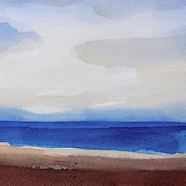 Blue Horizon by Lutz Baar