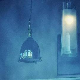 Blue Light Special by Diana Rajala