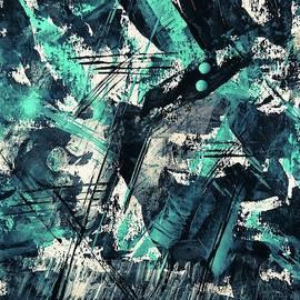 Blue Memory by Teresa Trotter