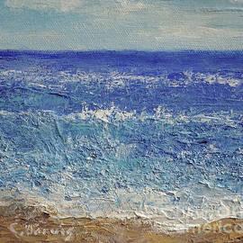 Blue Ocean by Carolyn Jarvis