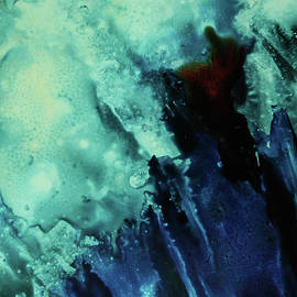 Blue Place II by Jenny Armitage