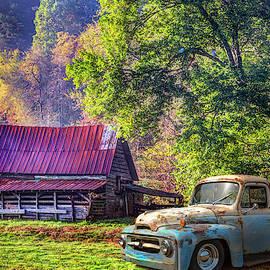 Blue Ridge Country by Debra and Dave Vanderlaan
