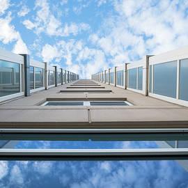 Blue Skies Ahead by Len Tauro