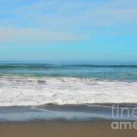 Blue Surf by Lauren Leigh Hunter Fine Art Photography