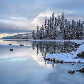 Lynn Hopwood - Blue tone winter
