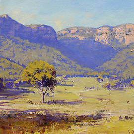 Graham Gercken - Bluffs of the Capertee Valley