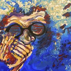 Bluz Man by Debora Lewis