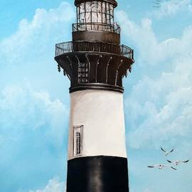 Bodie Island Lighthouse by Ronald Lunn