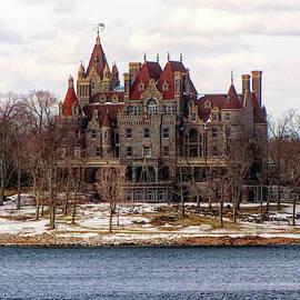 Boldt Castle by Susan Hope Finley