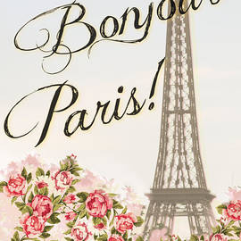 Bonjour Paris by Diann Fisher