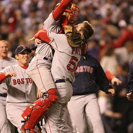 Boston Red Sox V Colorado Rockies by Brad Mangin