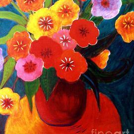 Bouquet for Jody 1997 by A Hillman