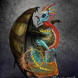 Stanley Morrison - Bourbon Dragon