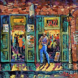 Bourbon Jazz by Dianne Parks