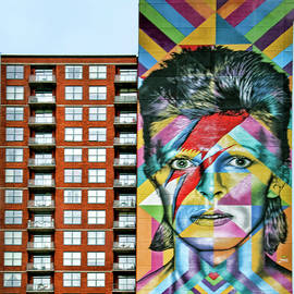 Bowie Building by Geraldine Scull
