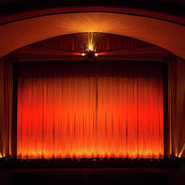 Bowness on Windermere cinema  by Maggie Mccall