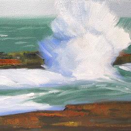 Breaker  by Nancy Merkle