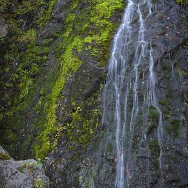 Bridal Veil Falls Autumn by Mitch Shindelbower