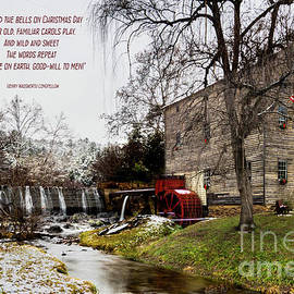 Brightwell Mill Peace on Earth by Norma Brandsberg