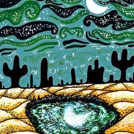 Bring The Moon On Earth by Satarupa Banerjee