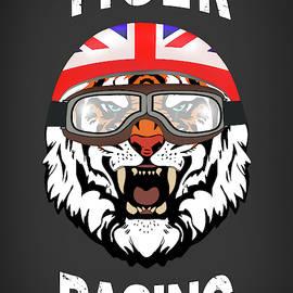 British Tiger Racing by Mark Rogan