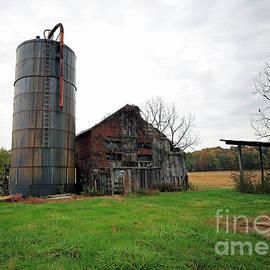 Broke Down Barn by Steve Gass