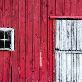 Broken Barn Boards by Todd Klassy