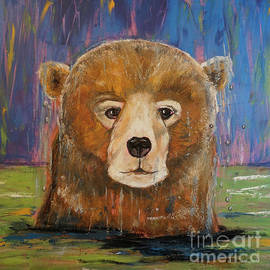 Brown Bear  by Patty Donoghue