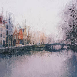 Bruges, Belgium - 14 by Andrea Mazzocchetti