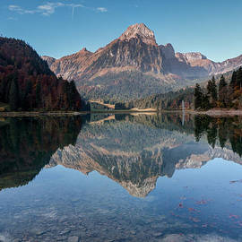 Obersee Reflections 1 by DiFigiano Photography