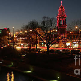 Brush Creek Plaza-7468 by Gary Gingrich Galleries