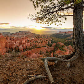 Bryce Canyon National Park Sunrise 7 - Utah by Brian Harig