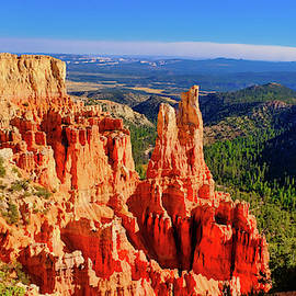 Bryce Canyon Paria View by Cathy P Jones