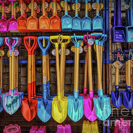 Buckets and Spades by Catchavista