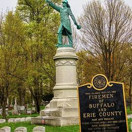 Buffalo Volunteer Fire Department Buffalo Ny by Jim Lepard