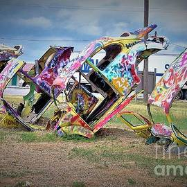Bug Ranch Texas by Suzanne Wilkinson