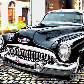 Buick Super Riviera 1953 by Thomas Burtney