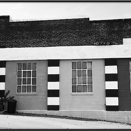 Building On A Side Street by Constance Lowery