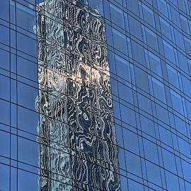 Building Reflections # 3 by Allen Beatty