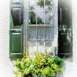 Bursting with Green AP by Dan Carmichael
