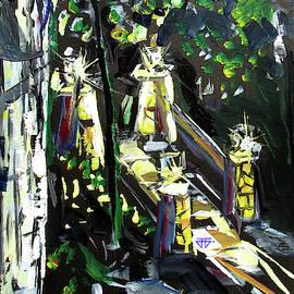 Burton Lanterns by John Jr Gholson