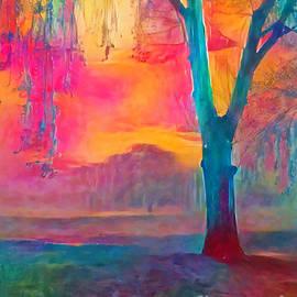 Chris Armytage - Bush Sunset