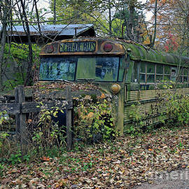 Busted Bus by Steve Gass