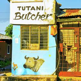 Butcher Shop by Dominic Piperata