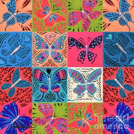 Butterflies 2 by A Hillman