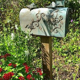 Butterfly Mailbox