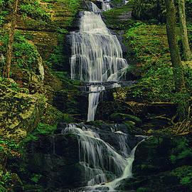 Buttermilk Falls Ratio 2 To 1 by Raymond Salani III
